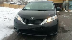 "2011 Toyota Sienna LE  4 cyl  Fuel Saver "" 3 year warranty FREE"""
