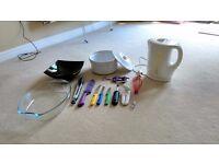Kitchen pots / kettle/ utensils