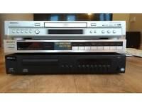 CD AM FM Tuner DVD Separates Arcam Sony Toshiba