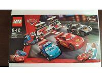 LEGO 9485 - Cars 2 Ultimate Race Set
