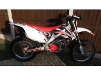 Honda cr 450