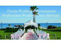Wedding Disco Services & Party DJ