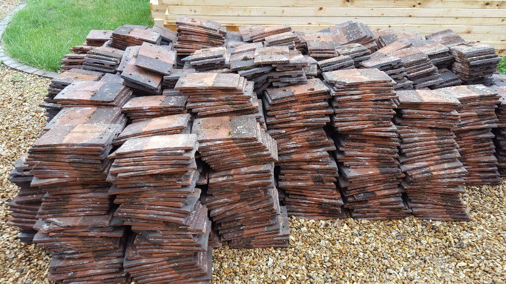 Reclaimed Roof Tiles For Sale   in Cambridge ...