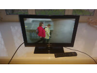 19 inch LED TV 12 volts , freeview , dvd ,USB