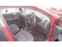 Vw polo 2004 tdi 1.4 75 bhp may swap for little jeep