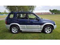 06 Plate Suzuki Grand Vitara 2.0 16v 5 Door Estate..