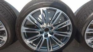 MAGS neuf avec pneus! New mag wheels with tires! AUDI BMW MERCEDES MAG BLOWOUT SALE!