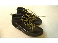 Tommy Hilfiger Black Trainer Unisex Mens Ladies Shoes UK Size 7 EU 40