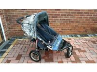 Double pushchair: Out n About, Nipper 360