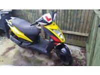 Agility RS 50 moped