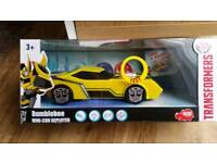 Transformers Bumble Bee Mini-Con Deployer Car BNIB