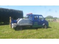 IVECO 5 TON SPEC LIFT RECOVERY TRUCK BREAKDOWN SPARES REPAIR