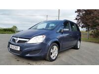 *!*7 SEATER*!* 2008 Vauxhall Zafira 1.6 Exclusiv **FULL YEARS MOT** **ONE OWNER FROM 2011**