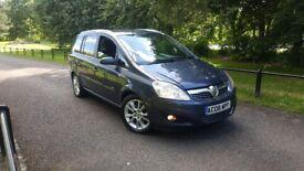 2008 Vauxhall Zafira Design 7 Seater