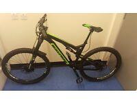 Nukeproof mountain bike for sale £1000