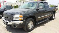 2003 Gmc Sierra 1500 4X4 Extended Cab, Low ks Hamilton Ontario Preview