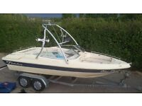 2001 Fletcher Arrow Hawk 19 GTS Bowrider