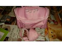Psp carrier in pink