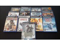 Play Station.2 CD games £2 per each or £15 all of them.