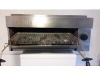 Falcon Salamander Natural Gas Grill