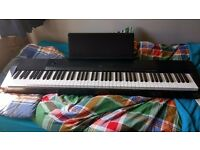 Casio CDP-120 digital piano, like new, with sustain pedal