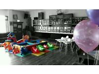 Soft Play Hire - Birthdays, Weddings, Christenings