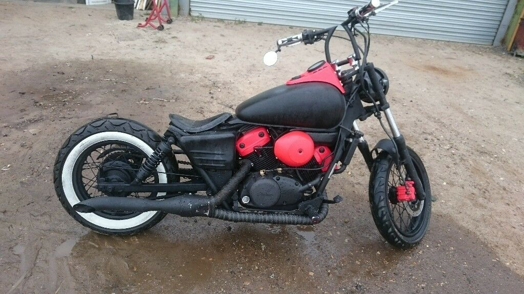 honda shadow 125 2006 honda shadow 125 moto zombdrive com. Black Bedroom Furniture Sets. Home Design Ideas