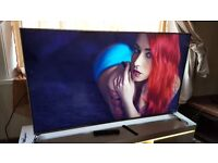 Panasonic 50-inch Smart 3D 4K ULTRA HDR LED TV-50DX750B,built in Wifi,Freeview,EXCELLENT CONDITION