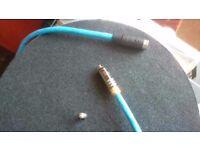 Siltech HF9-G3 1 metre digital interconnect