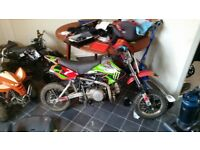 Motorbike full working order very fast