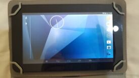 """7"""" tablet Android with carry case like new used a couple times now just £29"""