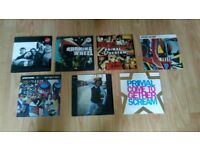 7 x primal scream vinyl singles collection - come together / higher / don't fight it