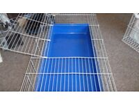 Guinea Pig cages for Sale. 1) Brand New never used 117cm and 1 nearly new 78cm