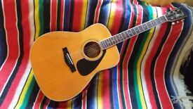 Yamaha FG 450 SA Acoustic guitar in excellent condition