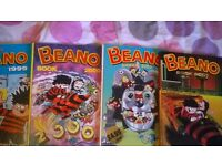Beano and dandy annual