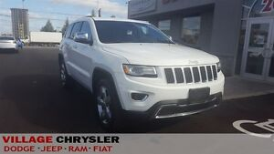 2015 Jeep Grand Cherokee Limited Luxury Group II,Panoramic Sunro