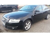 AUDI A6 2.0 TDI FULL YEAR MOT