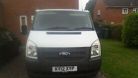 Ford Transit 100T280 fantastic condition 27000Miles