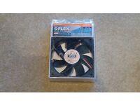 Scythe S-FLEX - Premium Quality Quiet Multi-Purpose Cooling Fan