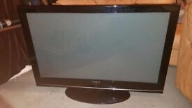 Samsung PS-50C96HD Plasma TV in good and working condition Remote Control Power Cable 2 HDMI Ports