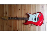 Fender Squier Classic Vibe 60's Stratocaster in Candy Apple Red