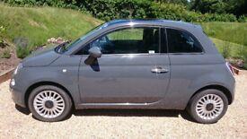 Fiat 500 Lounge, 1.2l, 35000 miles, 2010