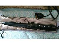 Remington curling wand/tongs