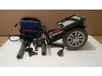 TGA Wheelchair Powerpack Duo with forward/reverse