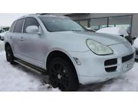 PORSCHE CAYENNE 4.5 S 5d 340 BHP - Quality & Value Guaranteed (silver) 2004