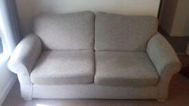 Firm, three-seater Cousins sofa