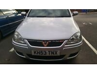 Vauxhall Corsa design 1.2 facelift 2004 113000 very clean car CHEAP TO INSURE