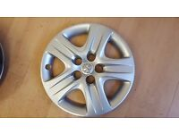 "VAUXHALL INSIGNIA WHEEL TRIM 17"" SINGLE ONLY USED"