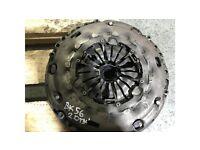FORD GALAXY MK3 S-MAX 2006-2010 2.0 TDCI DUAL MASS FLY WHEEL CLUTCH BK56