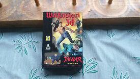 atari jaguar game wolfenstin 3d